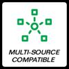 Multi-Source Compatible