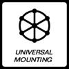 Universal Mounting