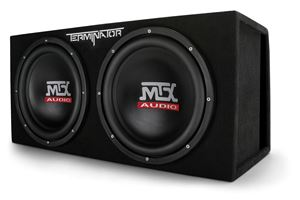 Picture for category SUBWOOFER + ENCLOSURE