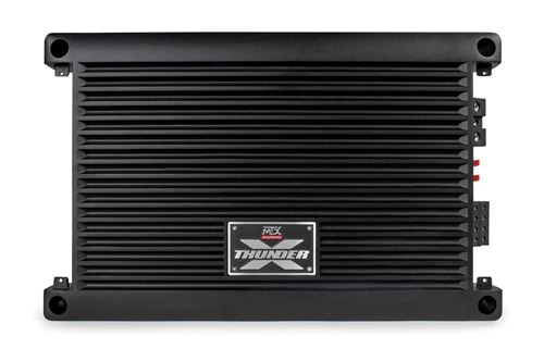 XTHUNDER125.4 4-Channel Car Audio Full Range Amplifier Front