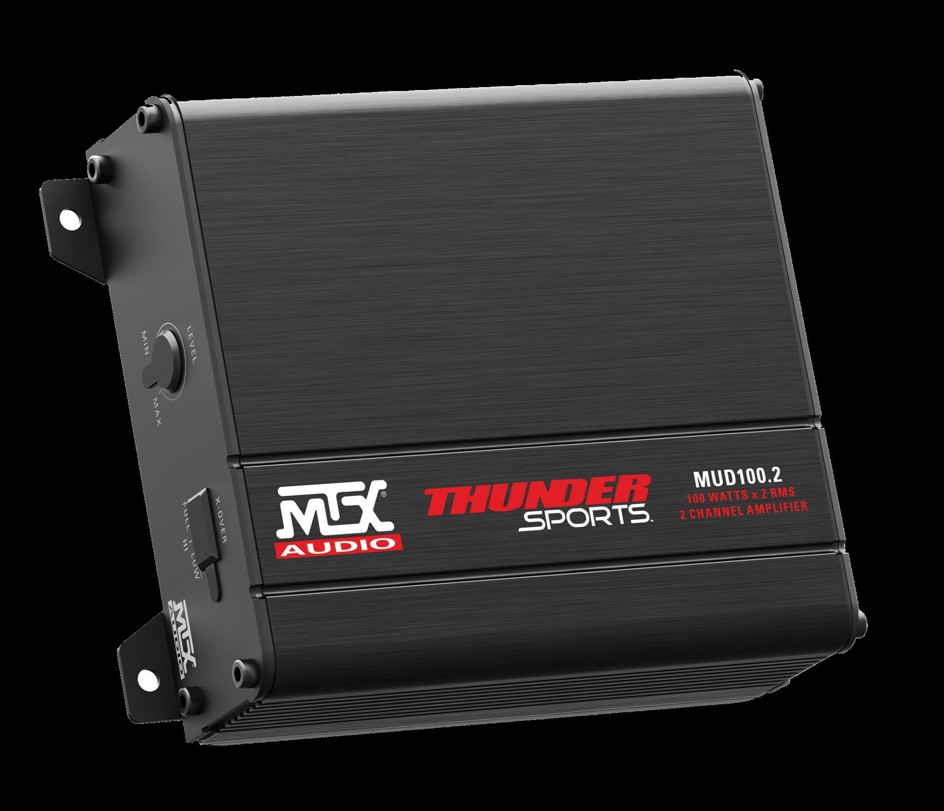 Rangersystem3 Level 2 Complete Audio System For Polaris Ranger Amplifier Sku