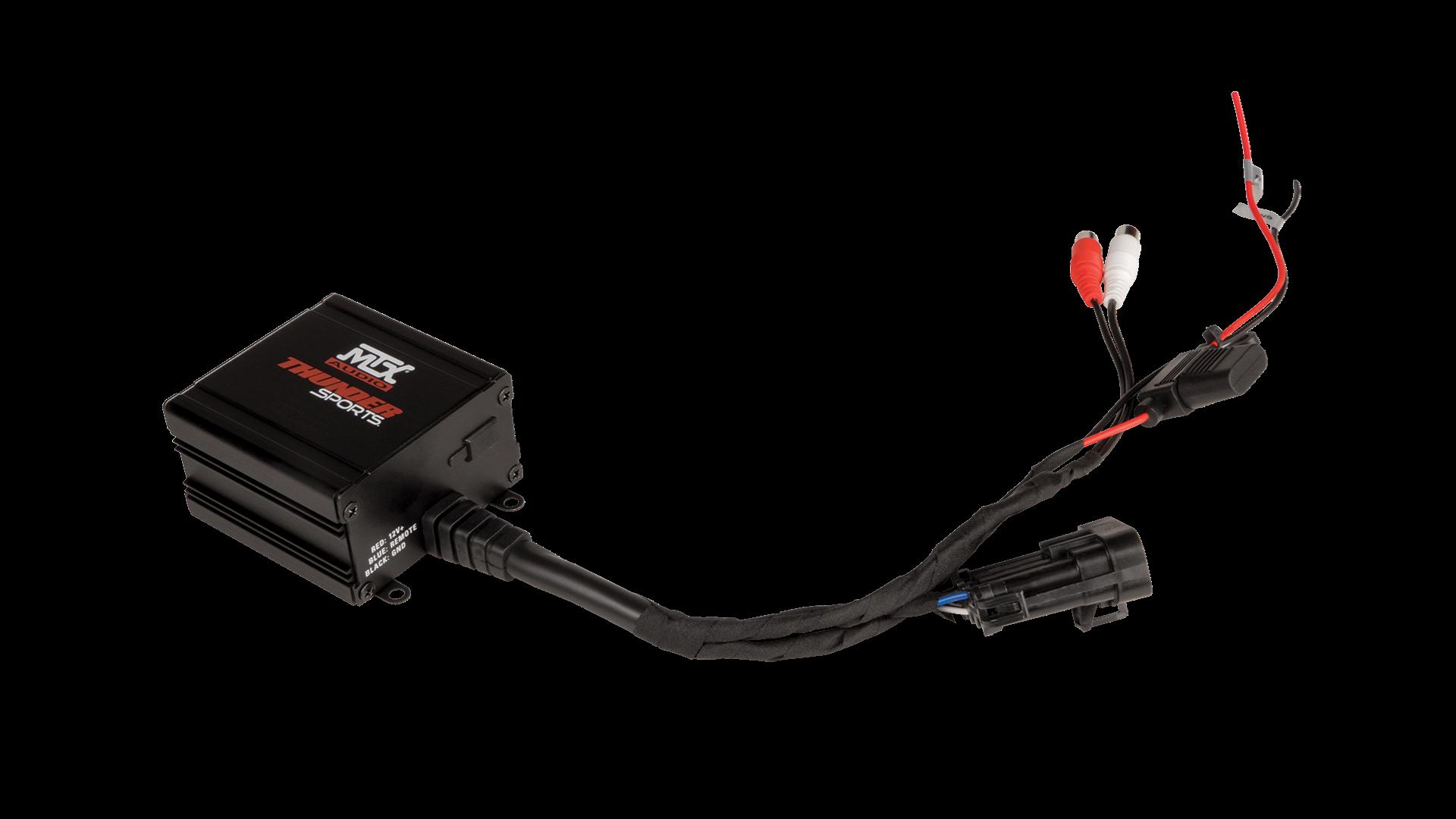 Polaris RideCommand to MTX Subwoofer Adapter   MTX Audio
