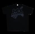 Picture of Black MTX Tire Tread T-Shirt - 2XL