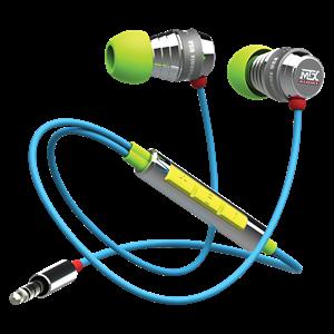 MiX2 MACAW Margaritaville Audio Multi-Color Premium In Ear Headphones