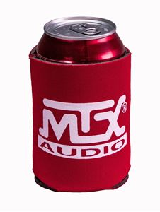 Picture of MTX Audio Can Koozie - Red