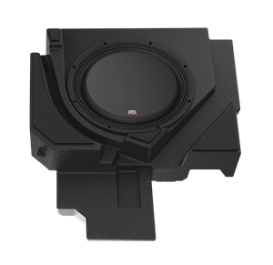 Picture of Can-Am X3 Driver Side Subwoofer Enclosure