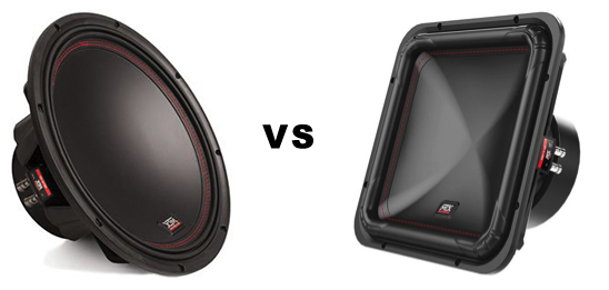 Learn the Differences Between Round and Square Subwoofers  MTX