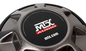 MTX 55 Series Car Audio Subwoofer