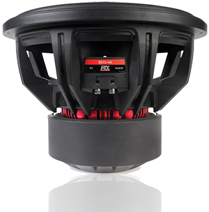 MTX 95 Series Car Subwoofer Side View