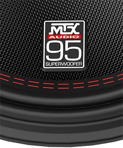 MTX 95 Series Car Superwoofer