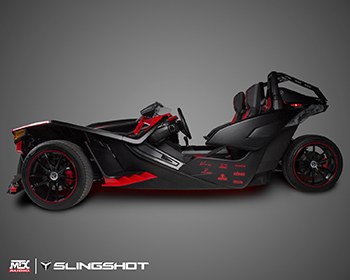 MTX Custom Polaris Slingshot Side