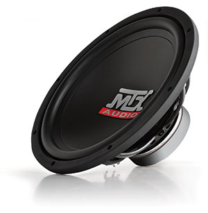 MTX Terminator Car Audio Subwoofer