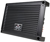 MTX XTHUNDER1500.1 1500 Watt Car Audio Amplifier