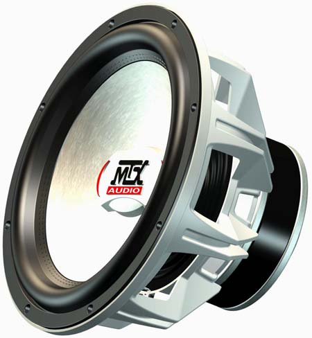 MTX MXS1204 Car Subwoofer