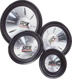 MTX Thunder T6000 2001 -2003 Car Subwoofer Archive   MTX Audio