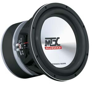 MTX 9500 Series 2003 Generation Car Subwoofer