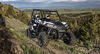Polaris RZR Ride with MTX