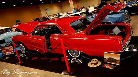 MTX Events MTX Audio Serious About Sound - Lowrider car show dallas