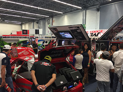 MTX at Audio Car Expo in Guadalajara Mexico - 2