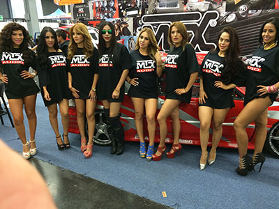MTX at Audio Car Expo in Guadalajara Mexico - 5