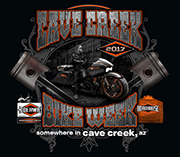 Arizona Cave Creek Bike Week 2017