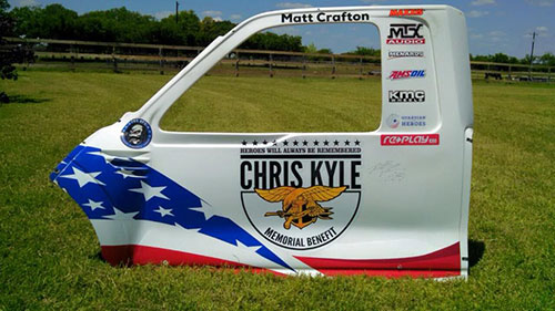 MTX Supports Chris Kyle Memorial Race