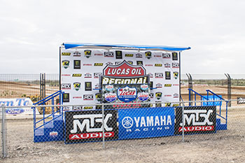 MTX at Round 1 2015 Lucas Oil Race