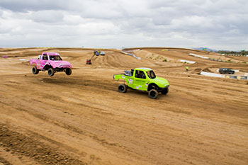 Pink Motor Sports with MTX 1