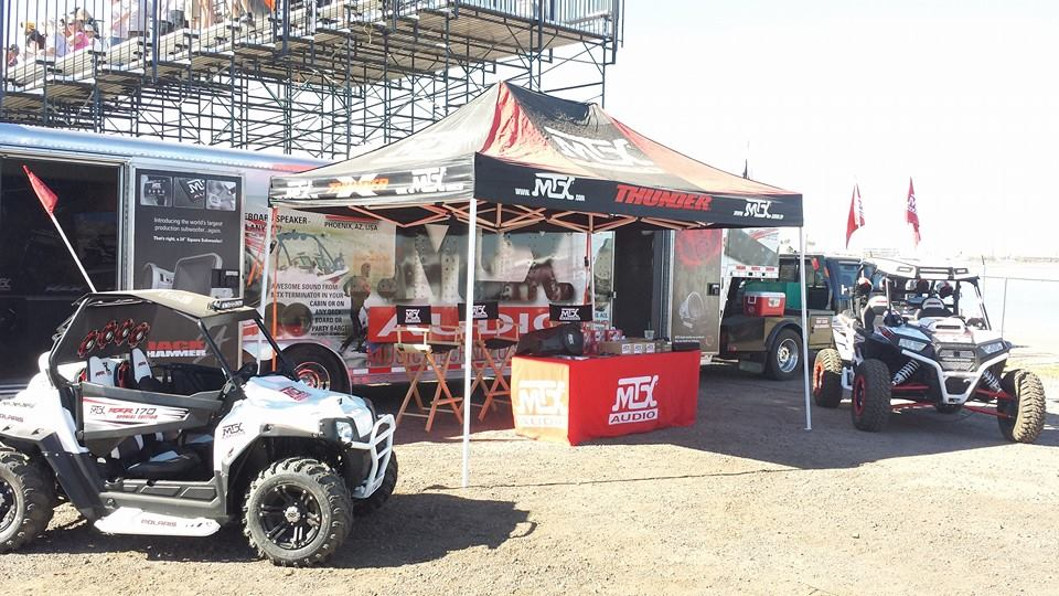 MTX Audio at Lucas Oil Offroad Race November 2014 3
