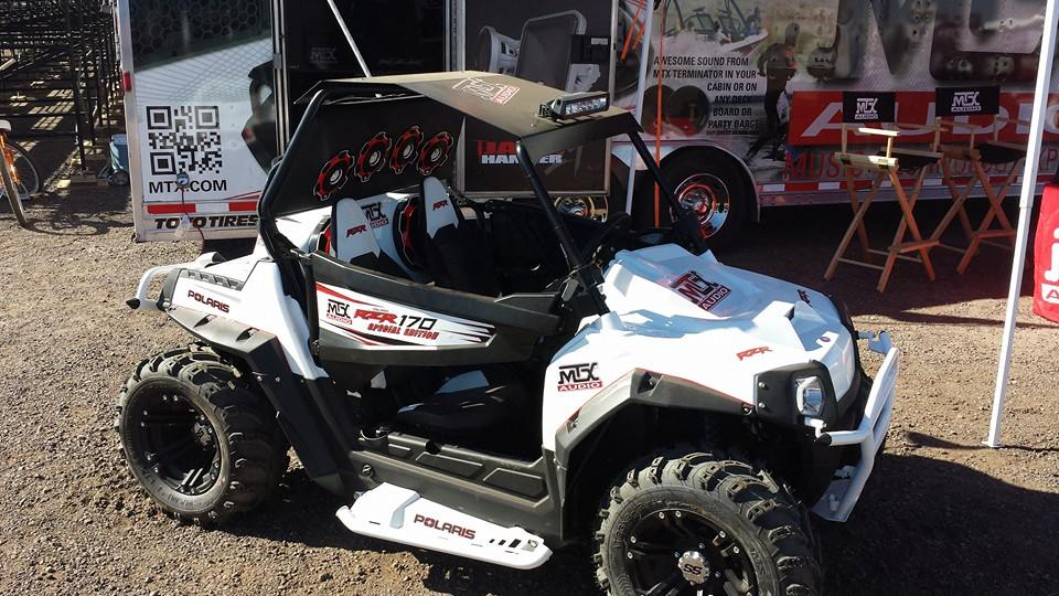 MTX Audio at Lucas Oil Offroad Race November 2014 4