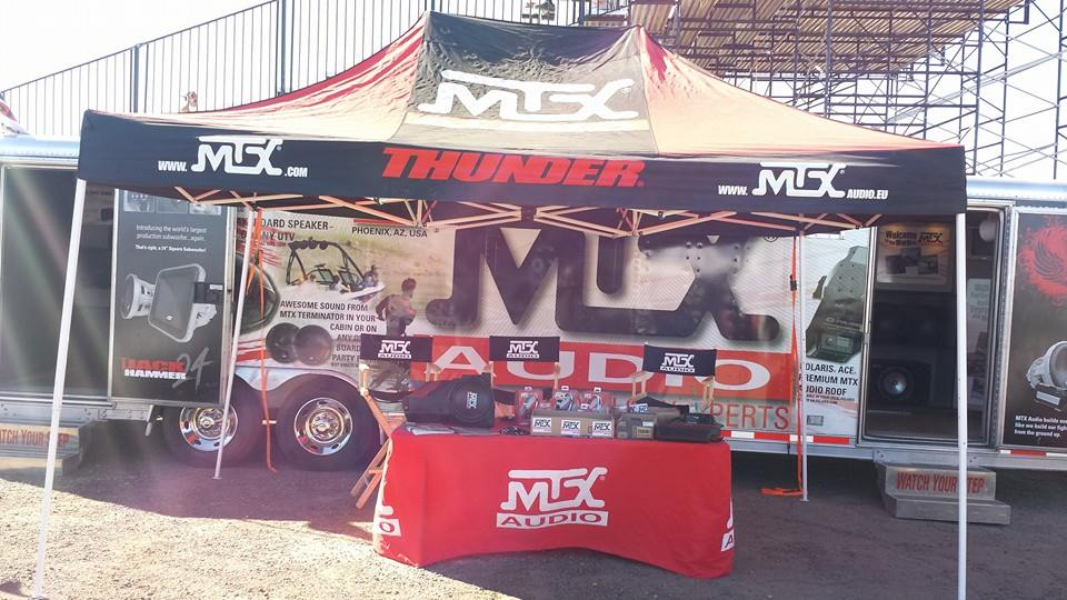MTX Audio at Lucas Oil Offroad Race November 2014 2