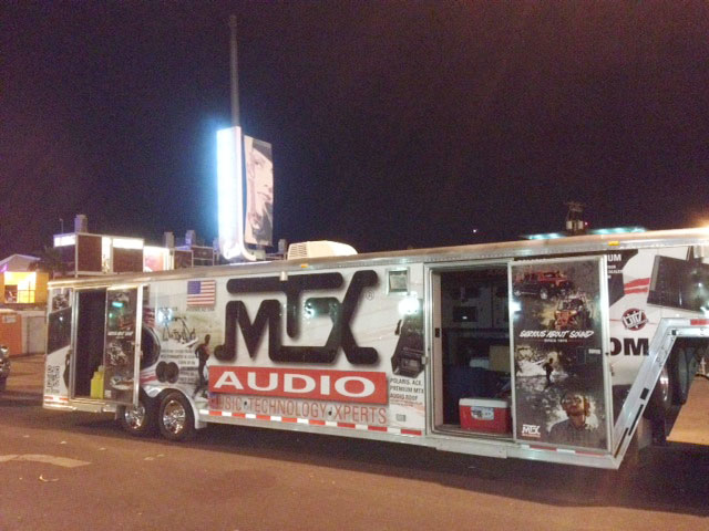 MTX Audio at the 2015 Mint 400 in Las Vegas - 1