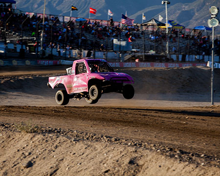 Pink Motor Sports with MTX 5-090415