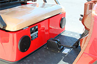 Golf Cart Audio Systems