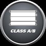 Class A/B Topology