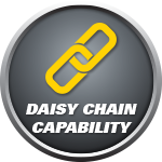 Daisy Chain Capable