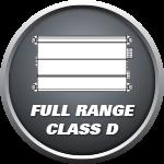 Full Range Class D Topology