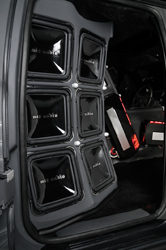 TS55 Subwoofer Installation