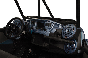 Polaris RZR1000 XP Custom Dash