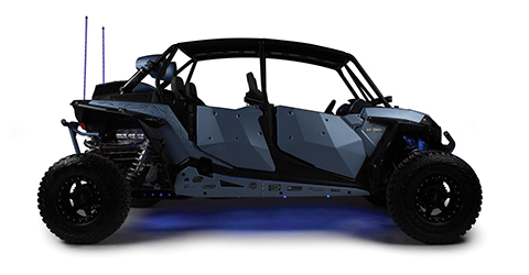 Polaris RZR1000 XP Side