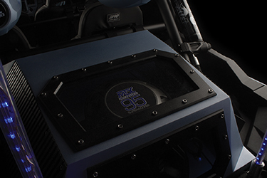 Polaris RZR1000 XP 9515 Subwoofer Install
