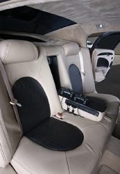 Buick Lucerne Back Seat PS1 Installation