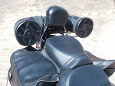 Easy Solutions for Adding Speakers to Your Motorcycle Audio