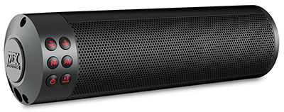 MTX MUDHSB-B Motorcycle Sound Bar