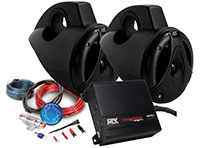 MTX Marine and UTV Speaker Packages