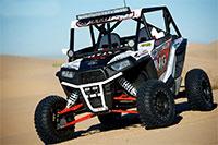 Polaris RZR Ride with MTX