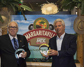 MTX Audio Partners with Margaritaville