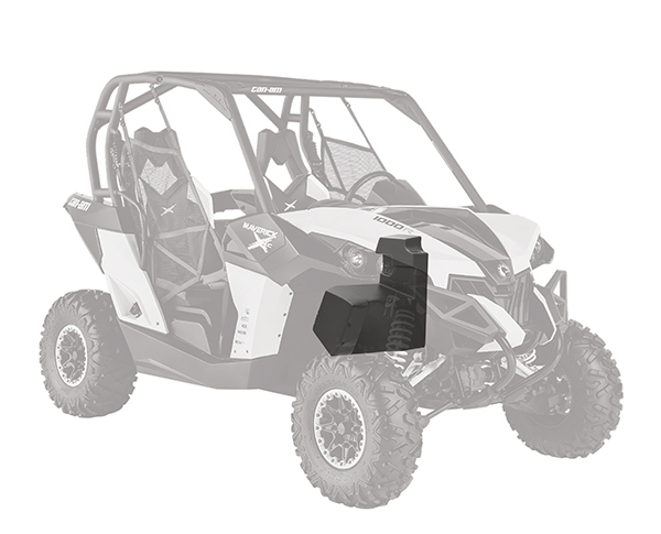 CANAM-10 Installed on Maverick