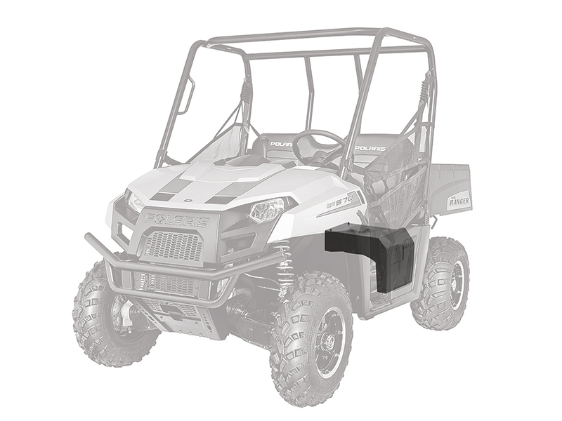 RANGER-10 Installed on Polaris Ranger