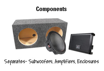 MTX Car Subwoofer System Selector Guide 2